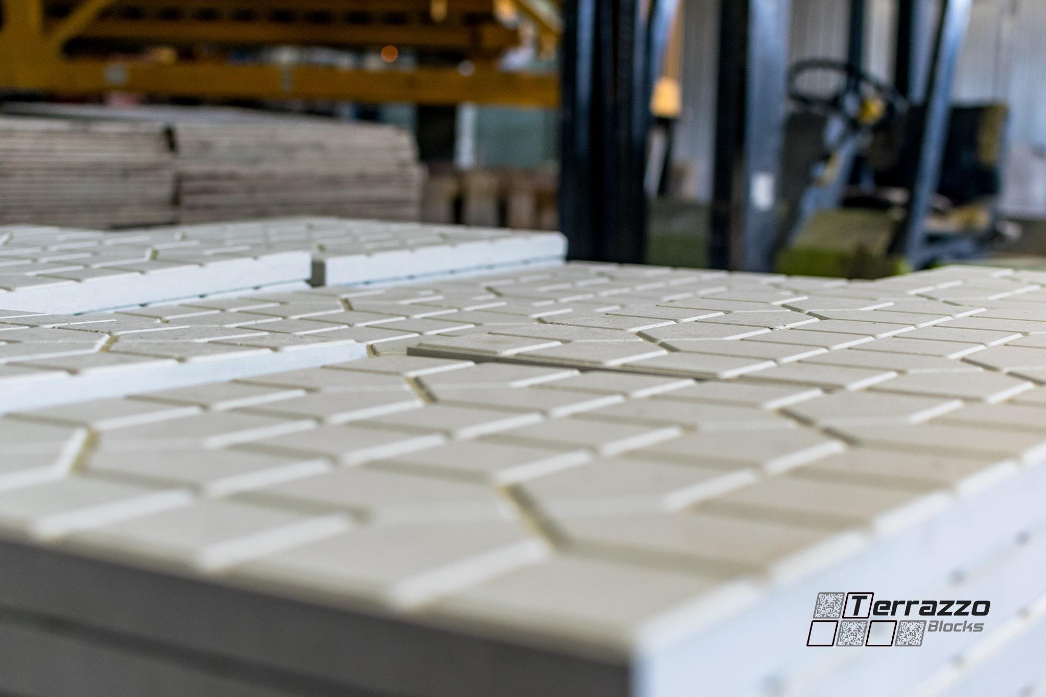 Производство терраццо - фотографии завода