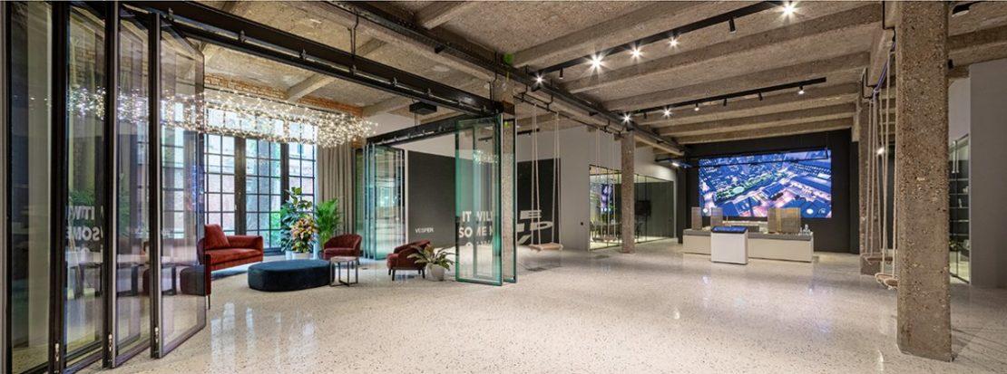 Выполненный проект с использованием мозаичной плитки терраццо | Lucky Sales Gallery
